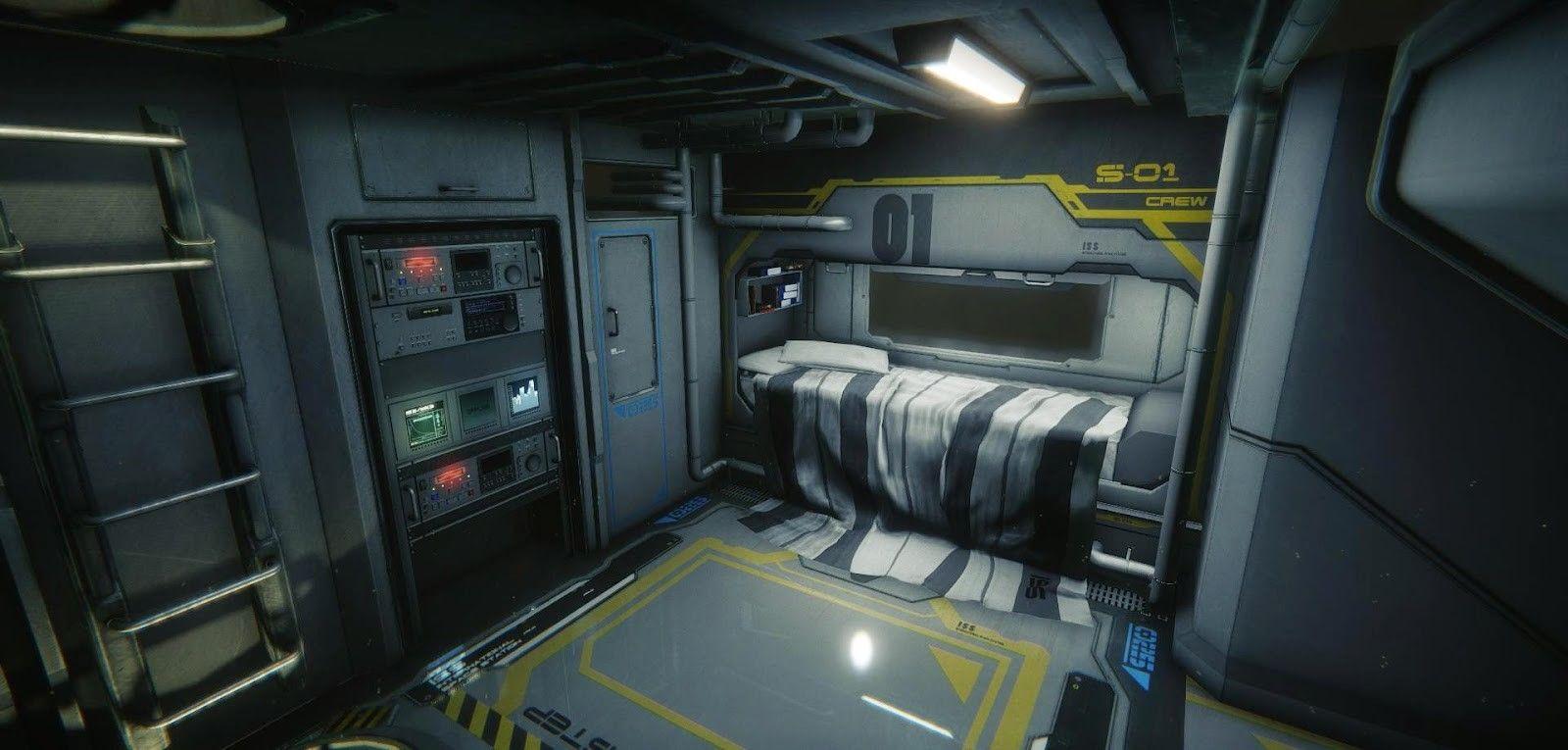 Medium Crop Of Sci Fi Bedroom