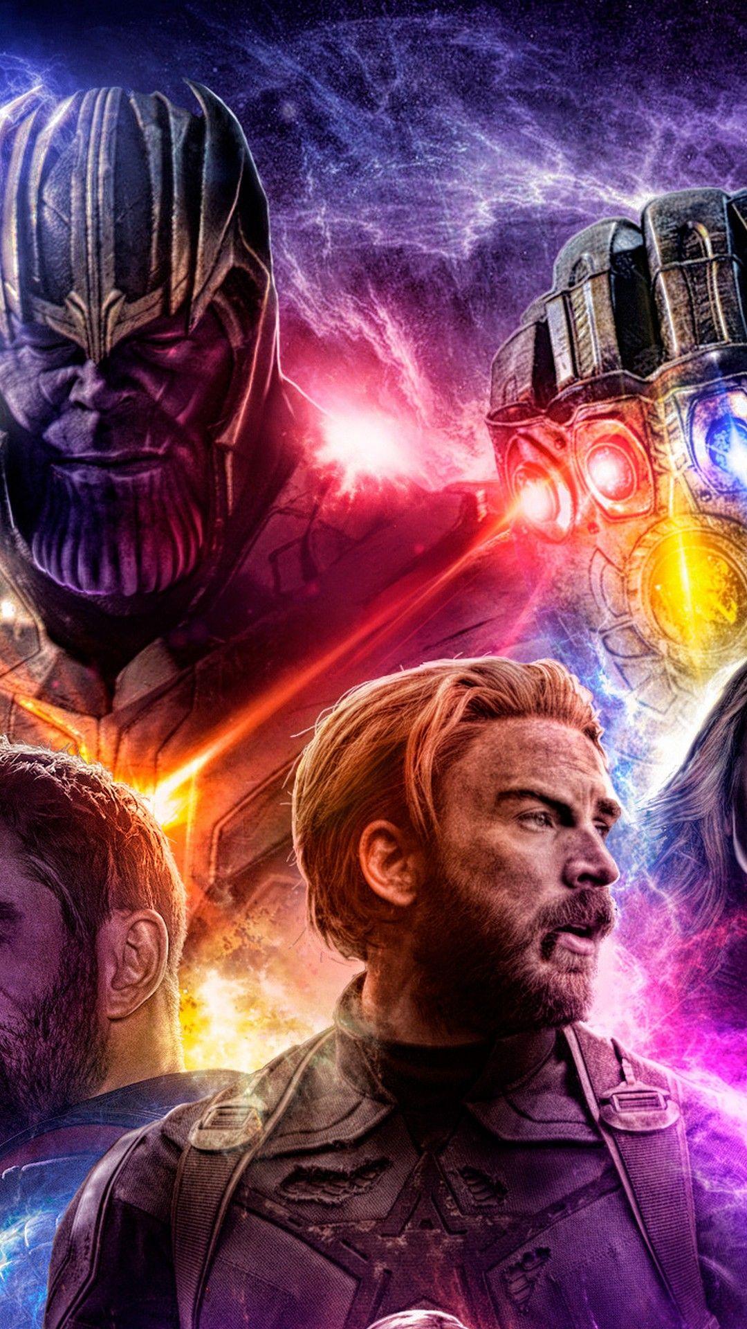 Avengers Endgame Wallpaper For Tablet