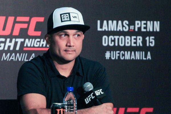 Injury knocks BJ Penn out of UFC Manila card - Philippine Star