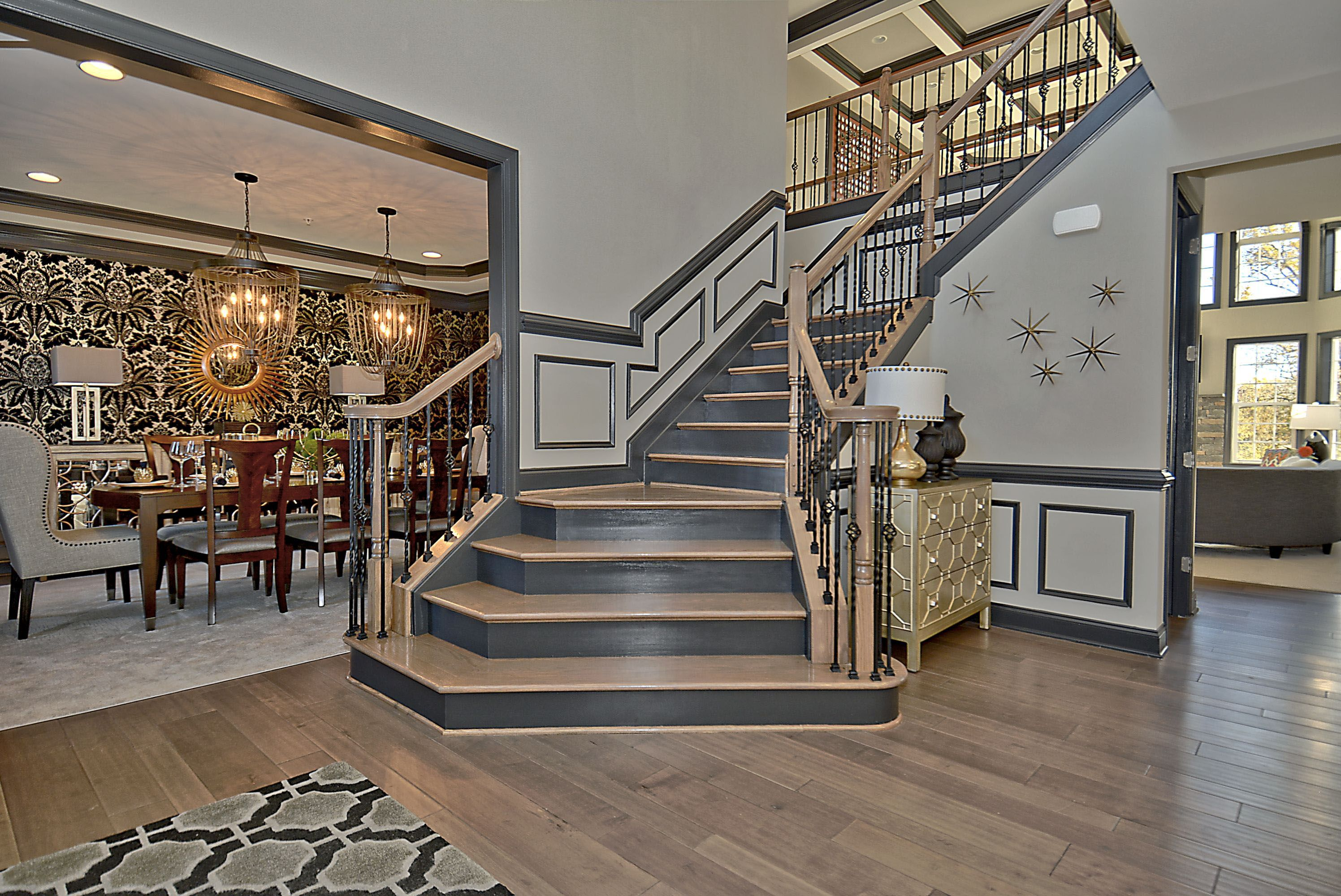 Pin by Caruso Homes on Foyers   Home styles, Home and ...