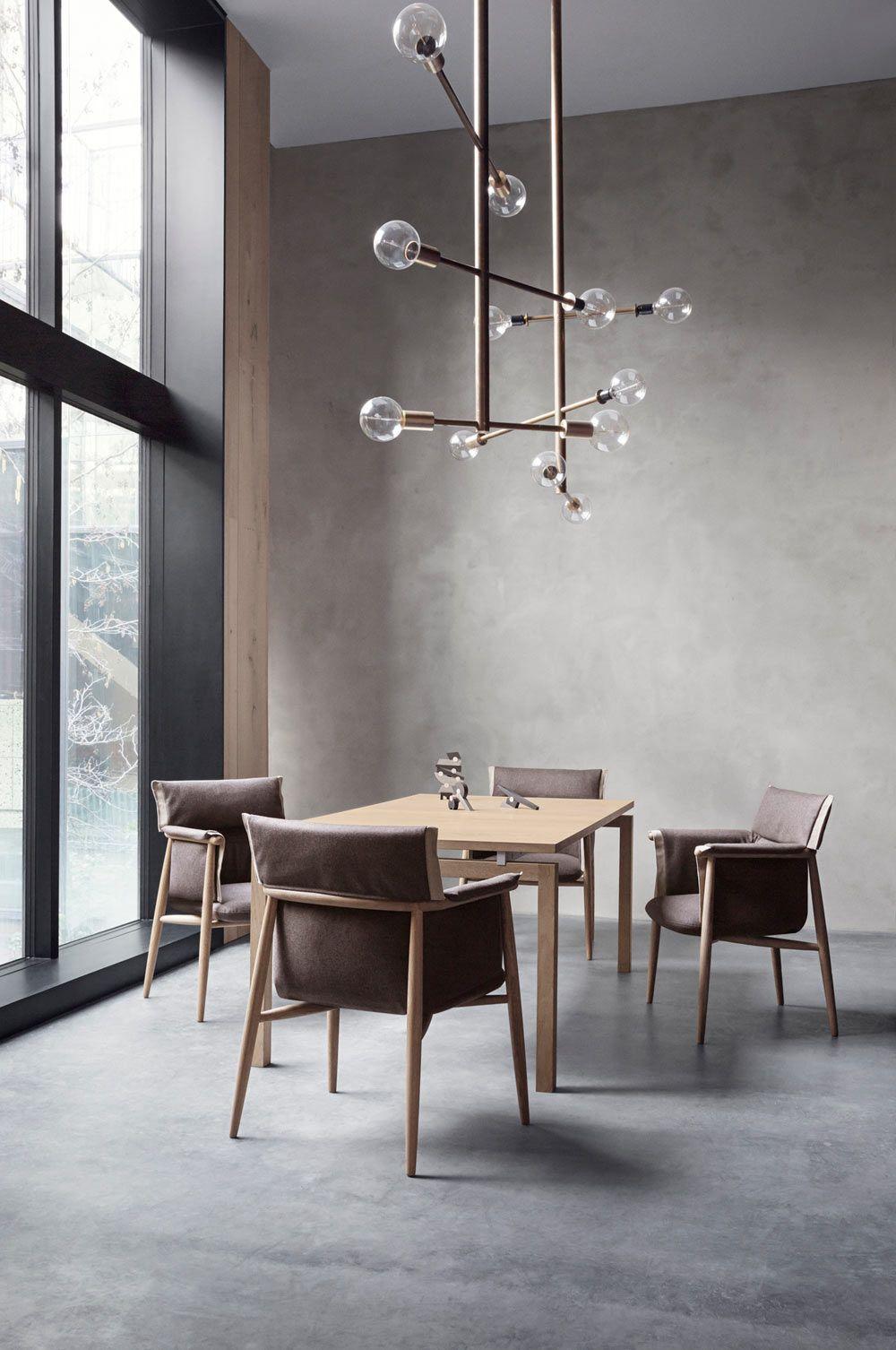 Carl Hansen Son Adds A Lounge Chair Lounge Chair Design