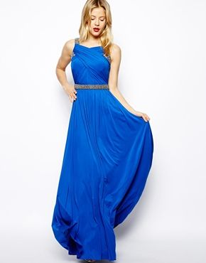 Coast Lauder Maxi Dress with Beaded Waist...LOVE but out of stock ...