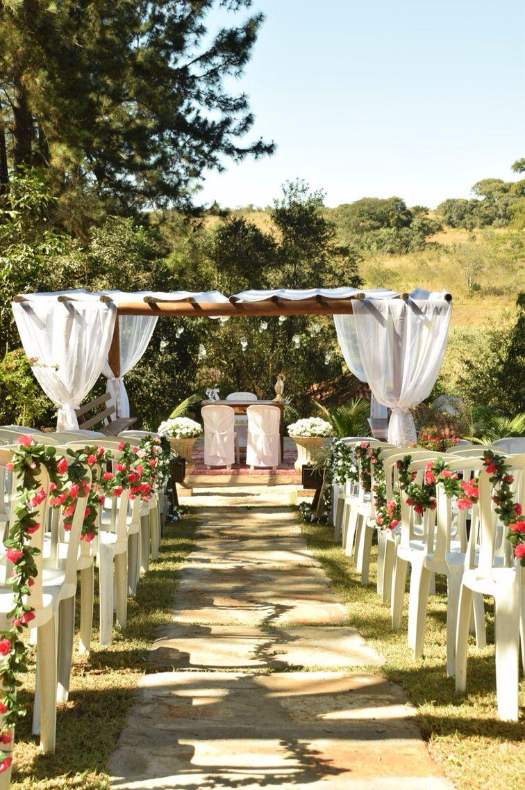Altar da cerimônia