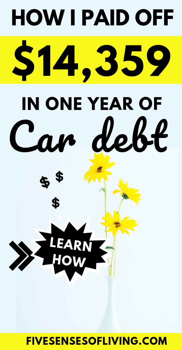 How To Pay Off A Car Loan Fast 14 359 In 12 Months Paying Off Car Loan Car Loans Paying Off Credit Cards