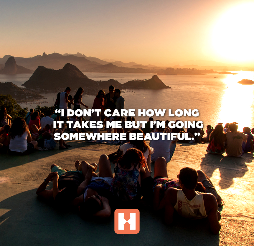 Cuba Travel Quotes: I Don't Care How Long It Takes Me But I'm Going Somewhere
