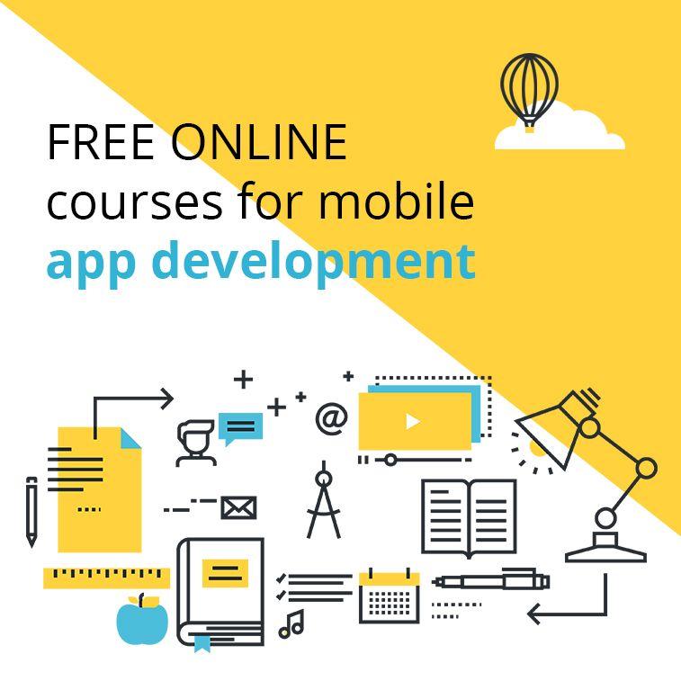 Free online courses for mobile app development App
