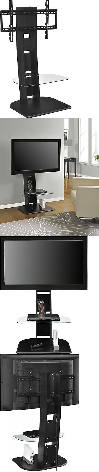 Entertainment Units TV Stands 20488: Altra Furniture Galaxy Tv Stand With  Mount For Tvs Up