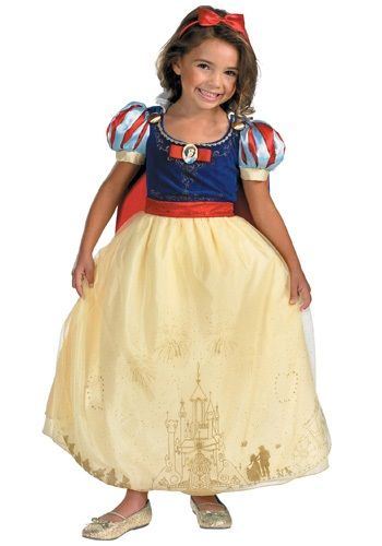 Kids Prestige Snow White Costume | Things to Wear | Snow