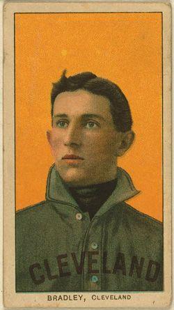 Bill Bradley circa 1903 (via didthetribewinlastnight.com)