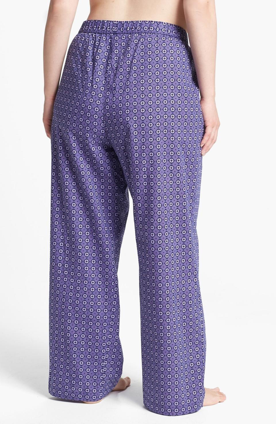 Shimera Pattern Lounge Pants (Plus Size) | womenswear | womens plus ...