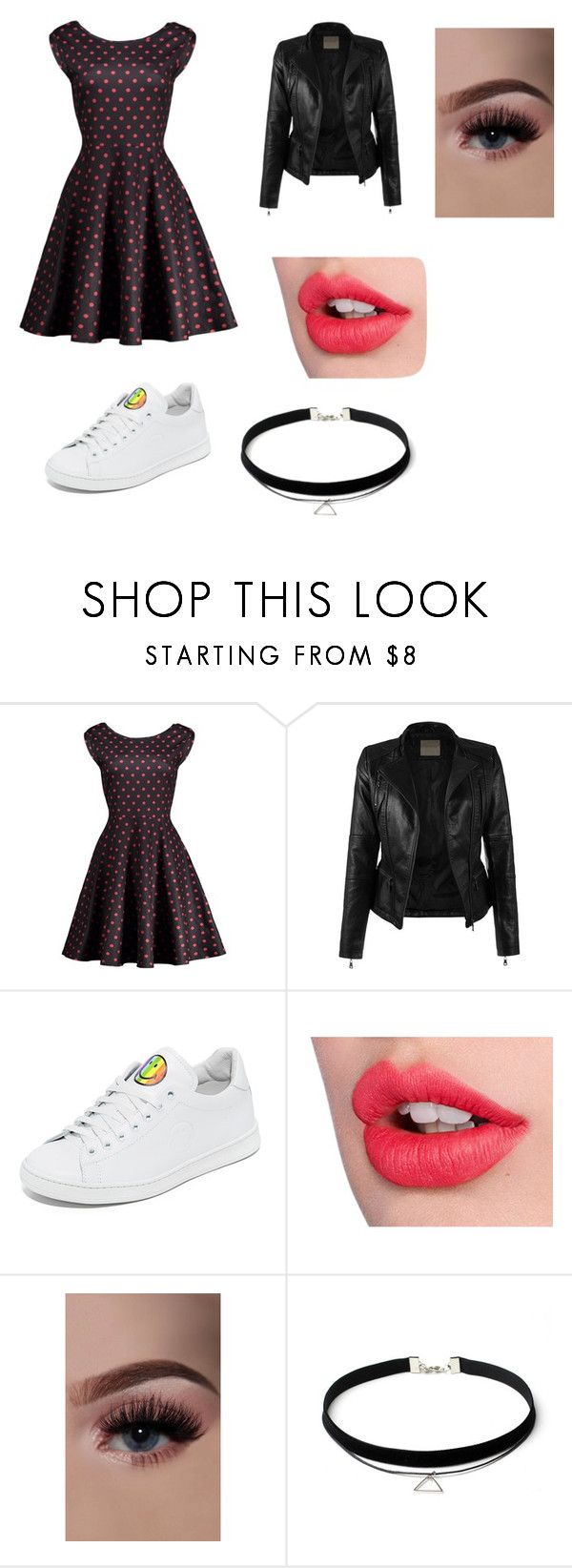 """""""<3"""" by kale-00 on Polyvore featuring moda y Joshua's"""