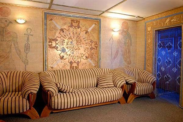 Egyptian Style In The Interior,Egyptian Style Furniture , Ideas Egyptian  Style, Colors