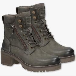 Photo of C&A Dockers-Leder-Boots, Braun, Größe: 41 C&ac&a
