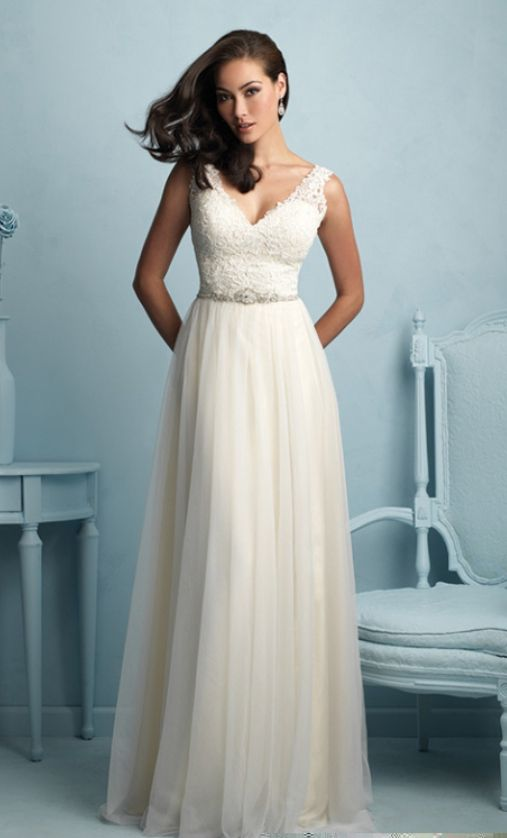 Allure Bridals Pre-Owned Wedding Dress | Allure bridal, Wedding and ...