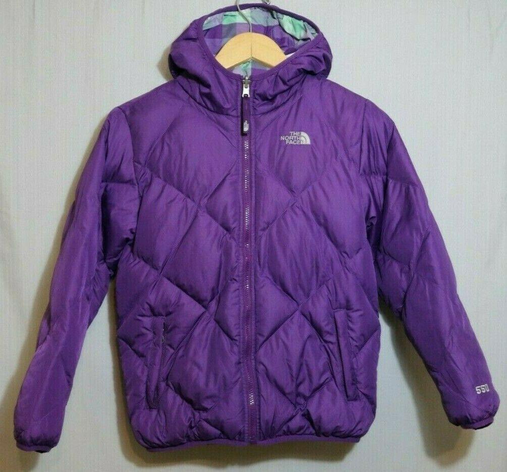 Girls North Face 14 16 Reversible Puffer Jacket Black North Face Jacket Hooded Jacket Sweatshirts North Face Fleece Jacket [ 934 x 1005 Pixel ]