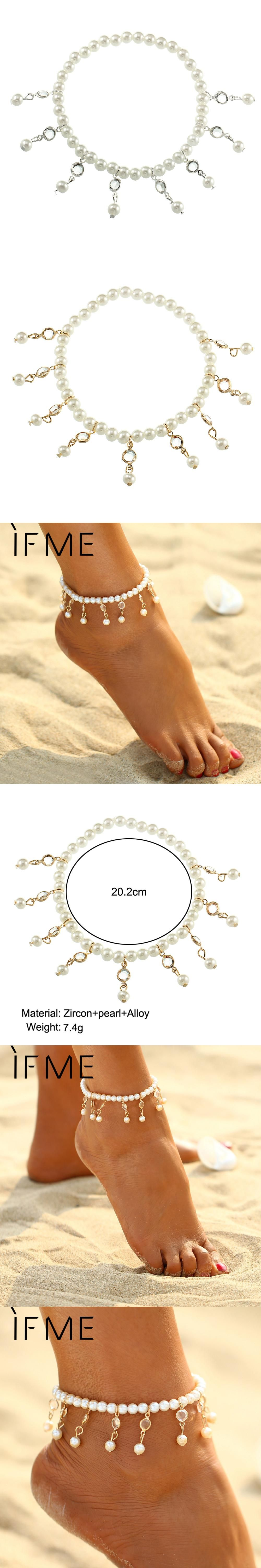 jewelry anklet payal goldtone indian ankle barefoot traditional wedding itm bracelet