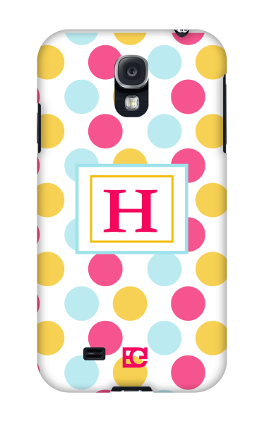 Hayden Samsung Galaxy case Personalize it with your own initial!