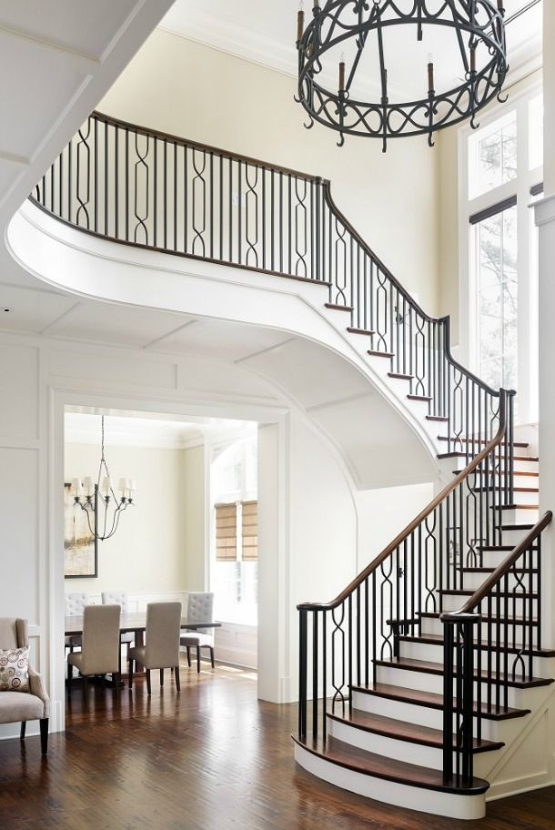 Best Flights Of Fancy Parts Of A House Staircase Design 400 x 300