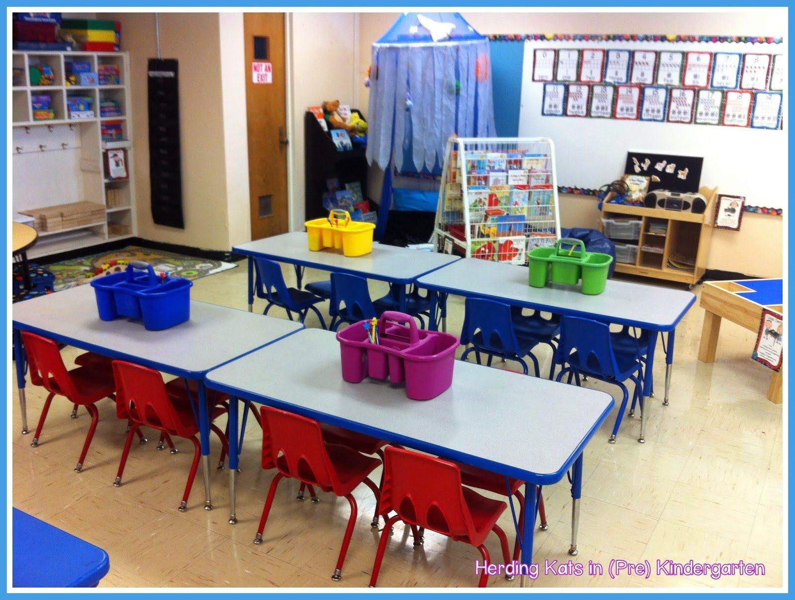 Herding Kats in Kindergarten: Classroom Set-Up Pictures!