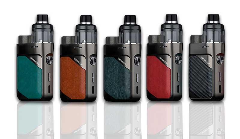 Vaporesso Swag Px80 Kit 19 12 Cheap Vaping Deals Vape Swag Gunmetal Grey