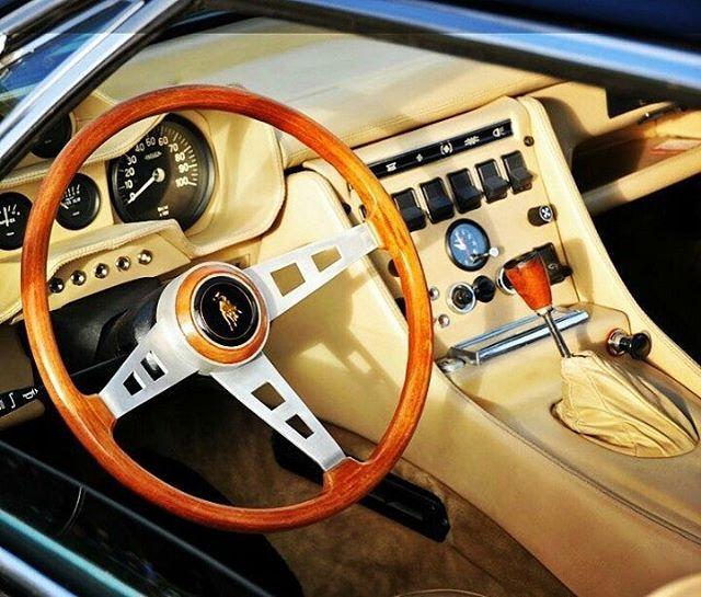 • Lamborghini Espada •