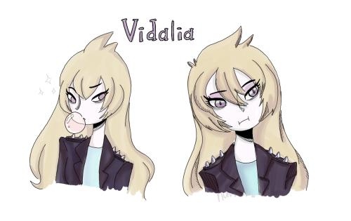 Vidalia Onion Steven Universe