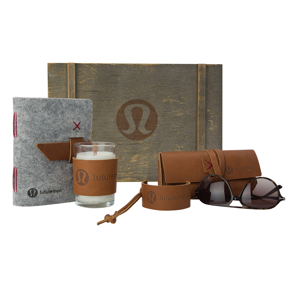 Sabbatical Business gifts, Leather eyeglass cases