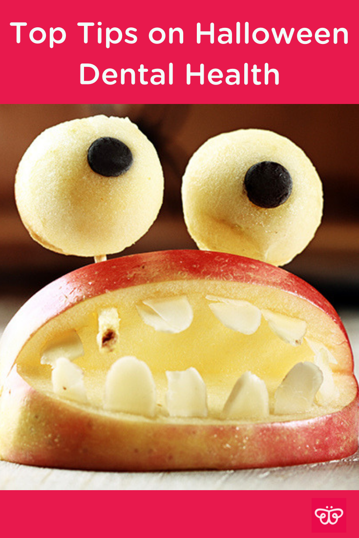 Top Tips On Halloween Dental Health Dental Health Oral Health Dental