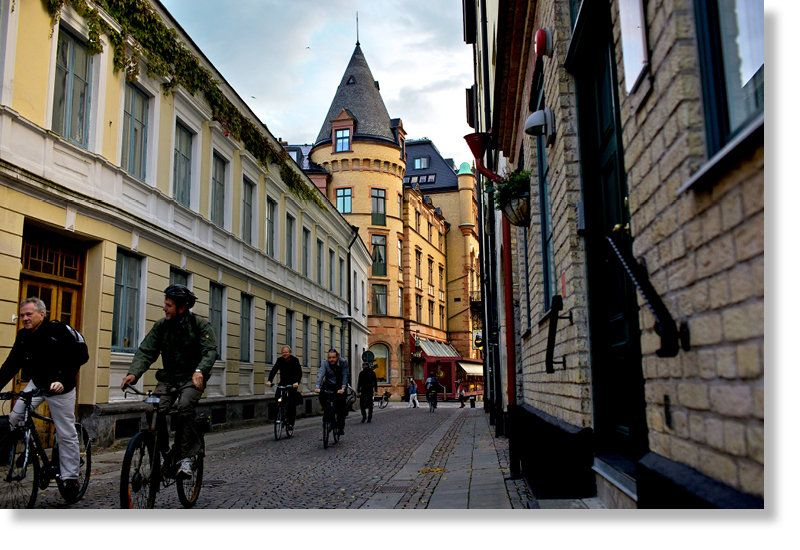 Lund, a Swedish College Town With Some Viking Mayhem in ...