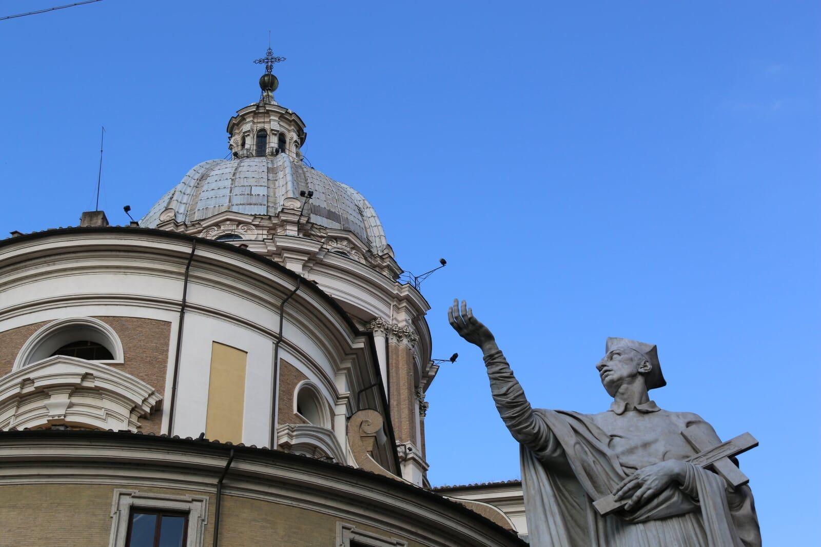 Exterior do Vaticano