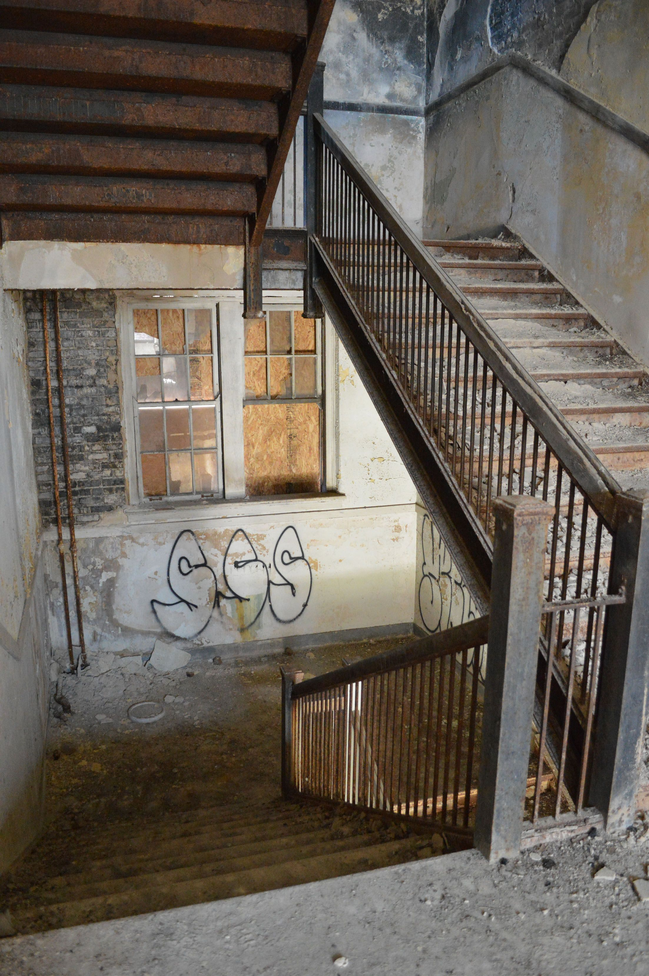 Abandoned High School In Hattiesburg Mississippi