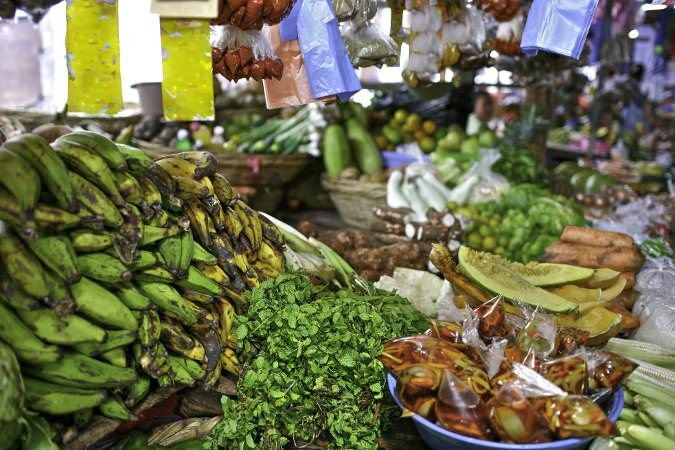 Granada's Mercado Municipal, Granada, Nicaragua