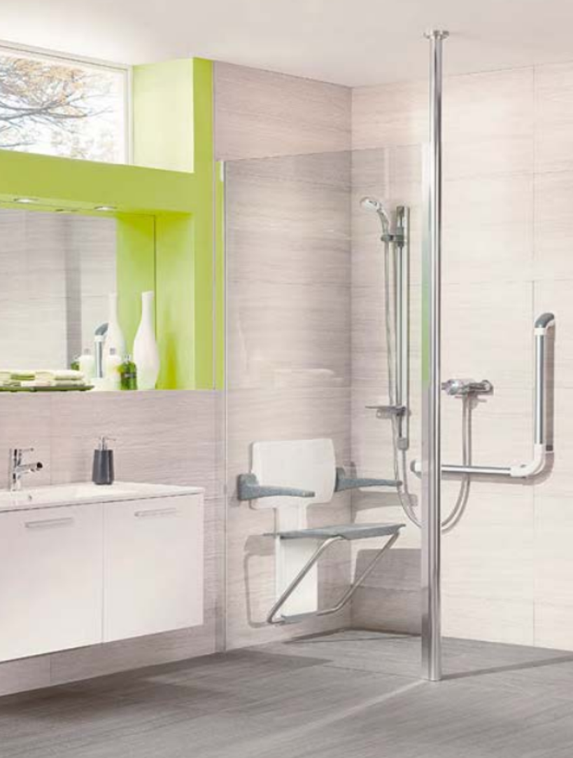Make Disabled Showering Easier With The Impey Aqua Easy