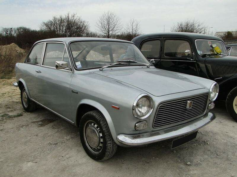 Italian coupes of the 1960s. Autobianchi Primula Coupe