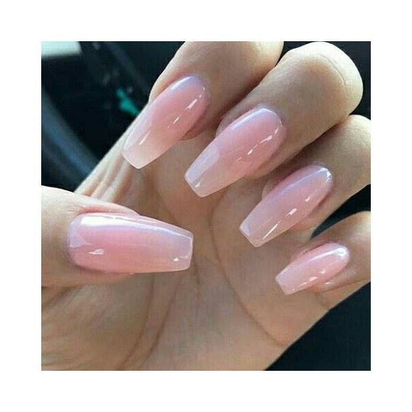 ♡Baddie Nails♡ ❤ liked on Polyvore featuring beauty products and ...