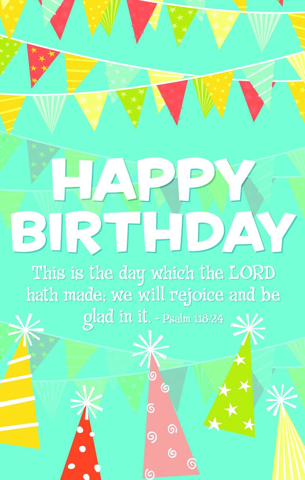 Happy Birthday Religious Happy Birthday Christian Supply