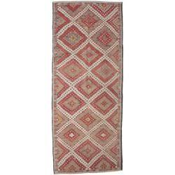Photo of Kilim semi-antique turkey carpet 186×458 oriental carpet, runner