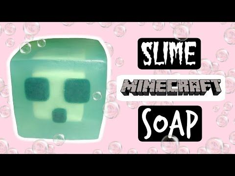 Diy slime minecraft soap easy melt pour soap youtube faa diy slime minecraft soap easy melt pour soap youtube solutioingenieria Image collections