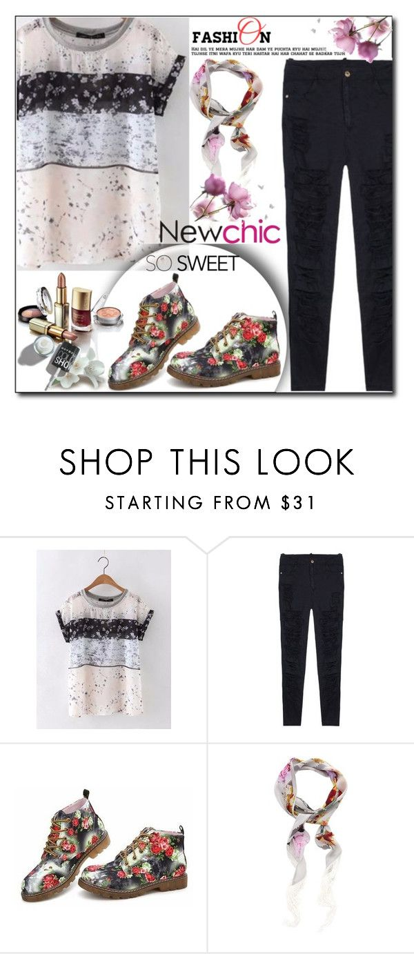 """""""NewChic 3."""" by esma178 ❤ liked on Polyvore featuring Rockins and vintage"""