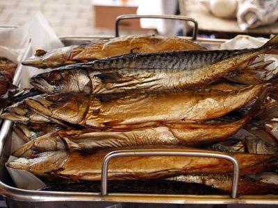 How To Smoke Salmon Trout Ehow Smoked Fish Smoked Food Recipes Smoked Mackerel