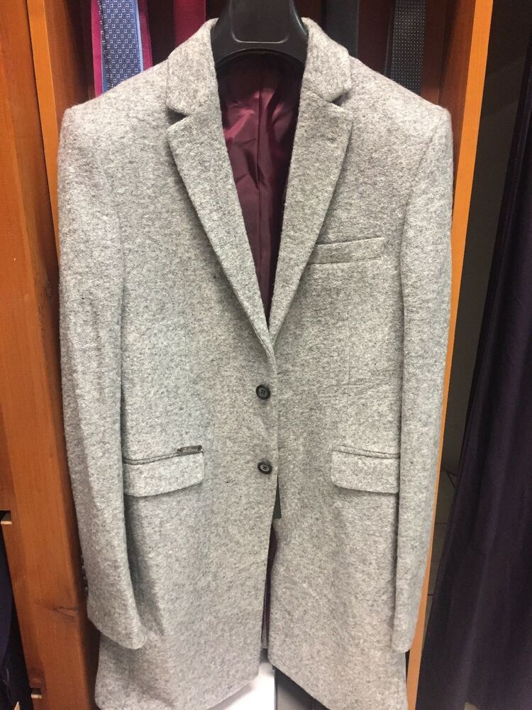 Merc London Mod Fit Harrington Jacket BLAZER RED SIZE XXL RRP £80 CR181 DD 09