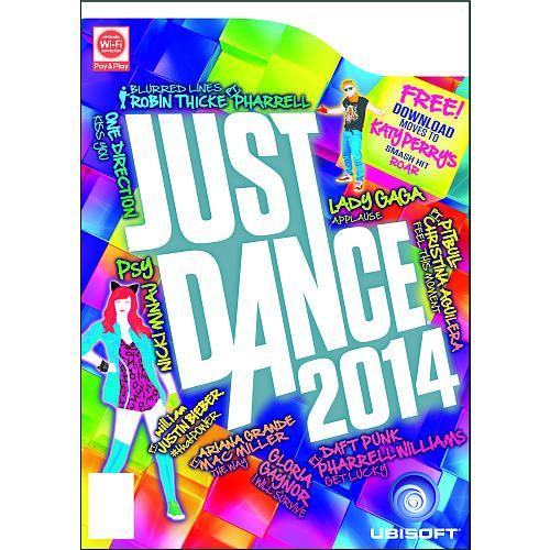 "Just Dance 2014 for Nintendo Wii - Ubi Soft - Toys ""R"" Us For ME!!! Originally $39.99"