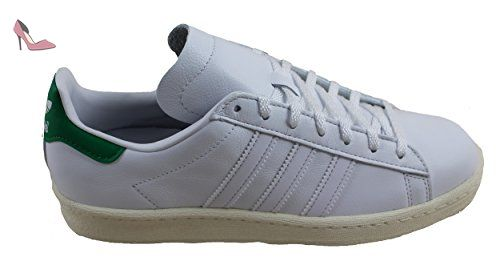 newest collection c365c 5e3a0 Adidas Campus 80s Nigo chaussures 11,5 white green white - Chaussures adidas