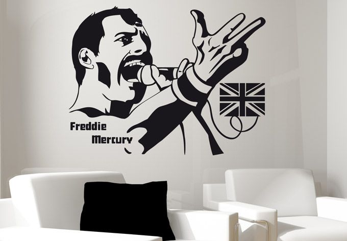freddie mercury outline google search inspiration