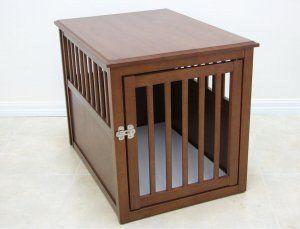 designer dog crate furniture ruffhaus luxury wooden. Dog Crate Designer Dog Furniture Ruffhaus Luxury Wooden D