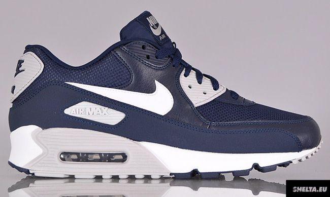 Men's Nike Air Max 90 Ultra SE Running Shoes Coastal Blue