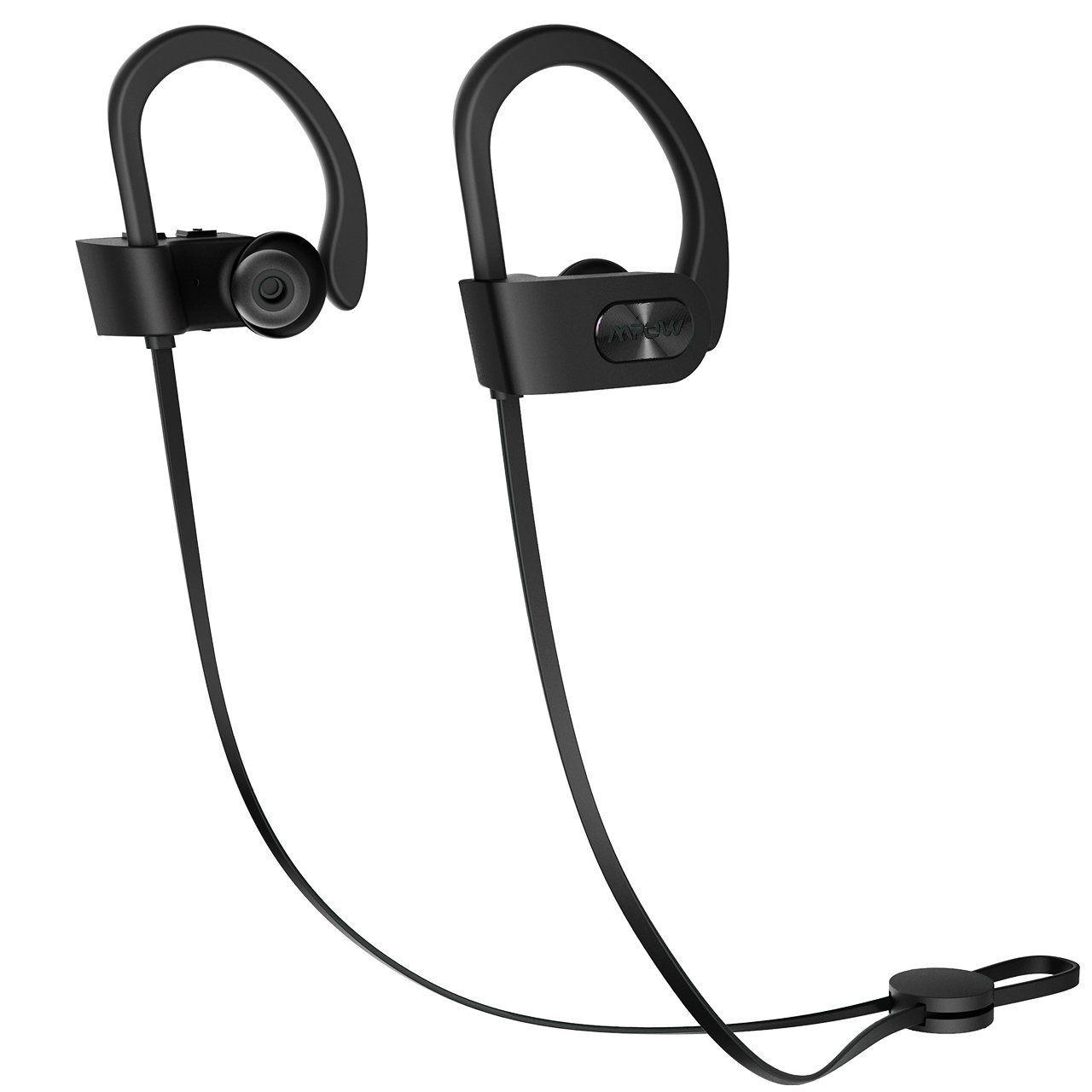 Running Headphones, Mpow Bass Rich Bluetooth Headphones