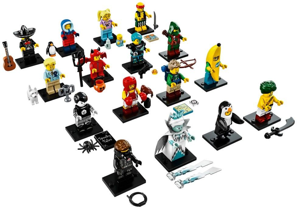 DESERT WARRIOR 71013 FACTORY SEALED LEGO Collectible Minifigure Series 16