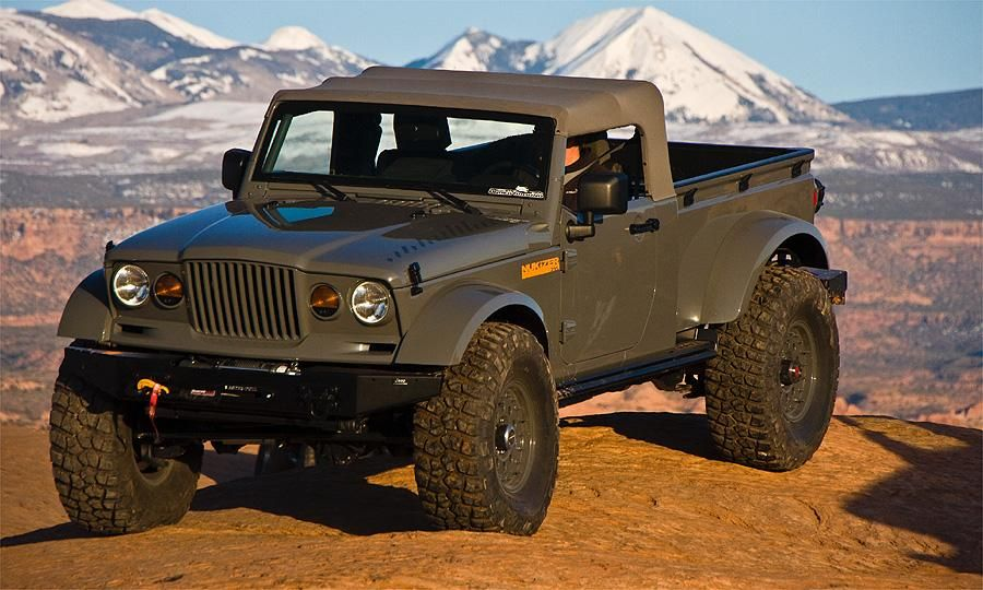 Want It It S Got To Get Great Gas Mileage Right Jeep Pickup
