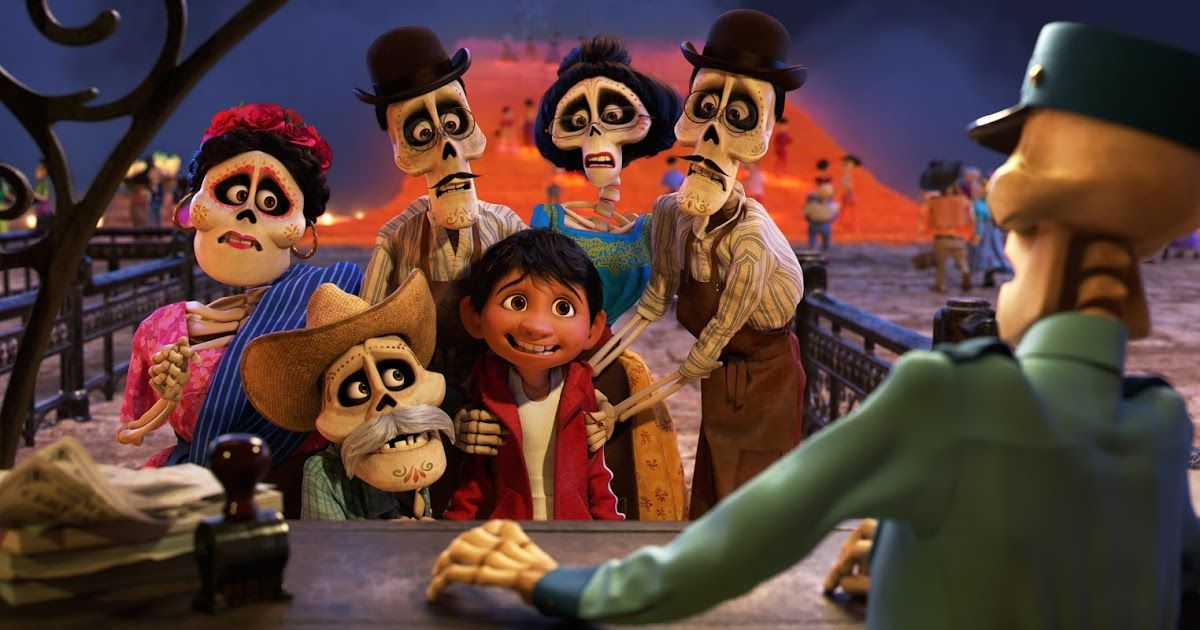 Pixar S Coco Official Us Trailer Pixar Films Pixar Animated Movies